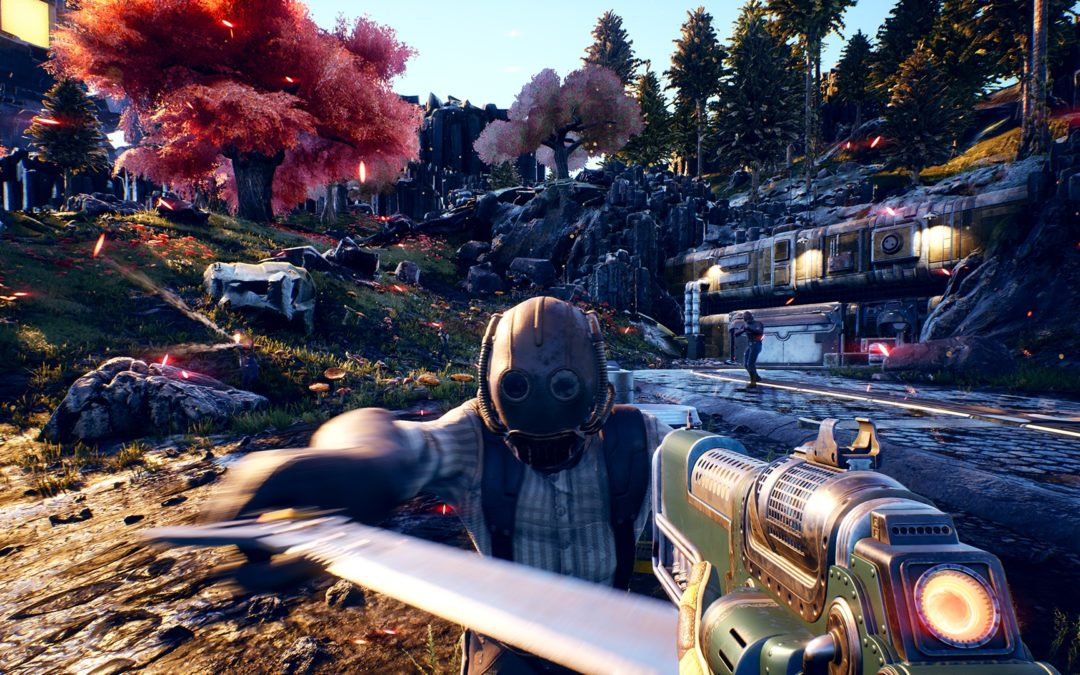 The Outer Worlds aterriza en Steam tras finalizar su exclusividad en Epic