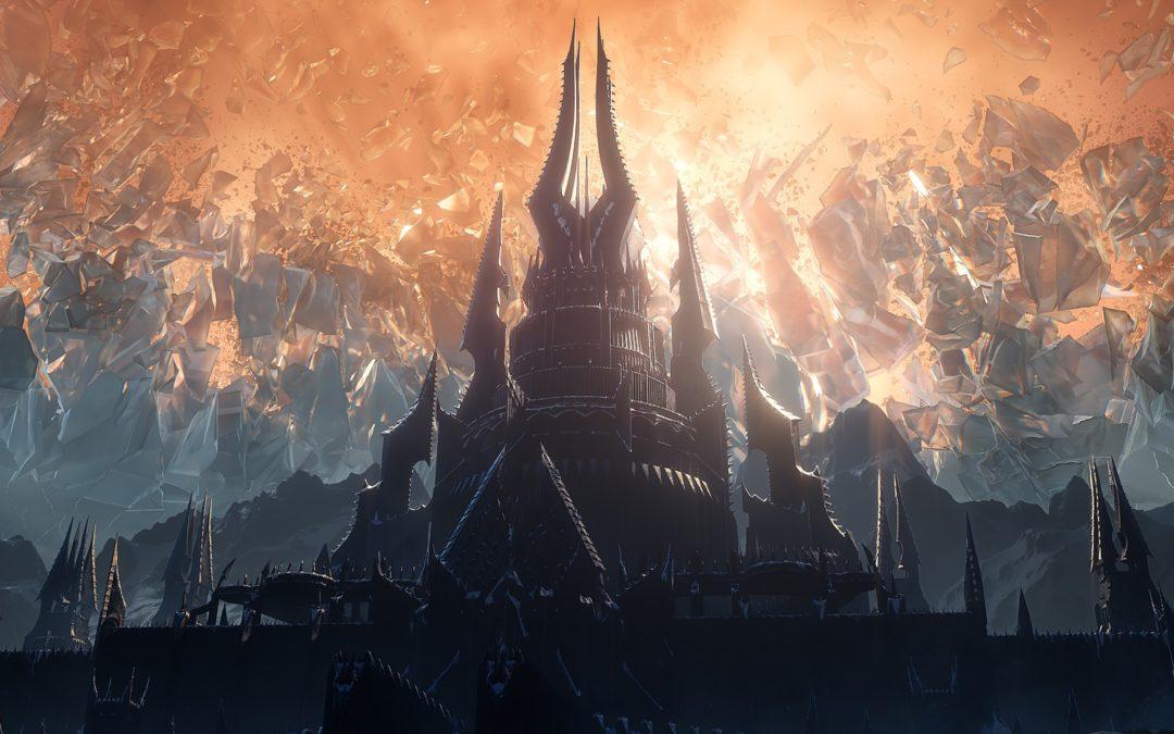 World of Warcraft: Shadowlands ya tiene nueva fecha de lanzamiento definitiva