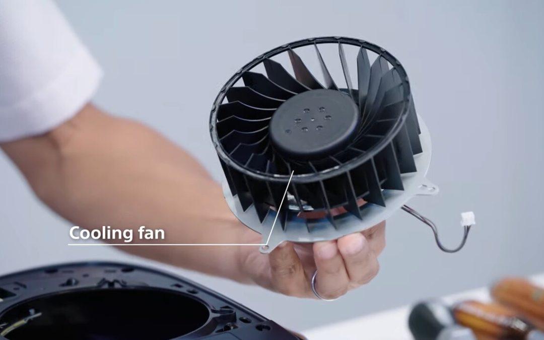 PS5 optimizará el funcionamiento del ventilador a través de la recogida de datos y más detalles dentro