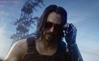 Nuevo gameplay de Cyberpunk 2077 y opción para desactivar música con copyright para streaming