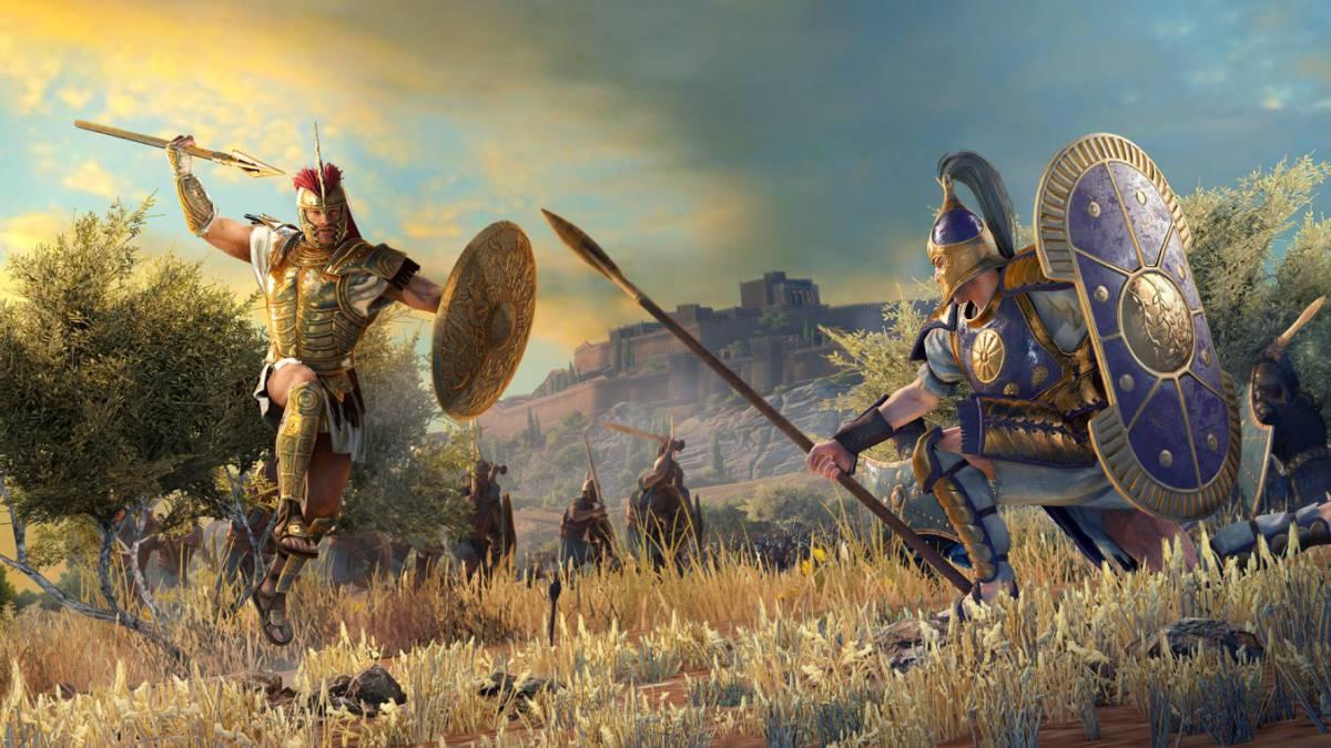 A Total War Saga: Troy tendrá multijugador a partir de esta semana