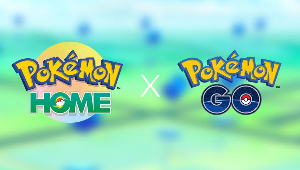 Pokémon HOME ya es compatible con Pokémon GO