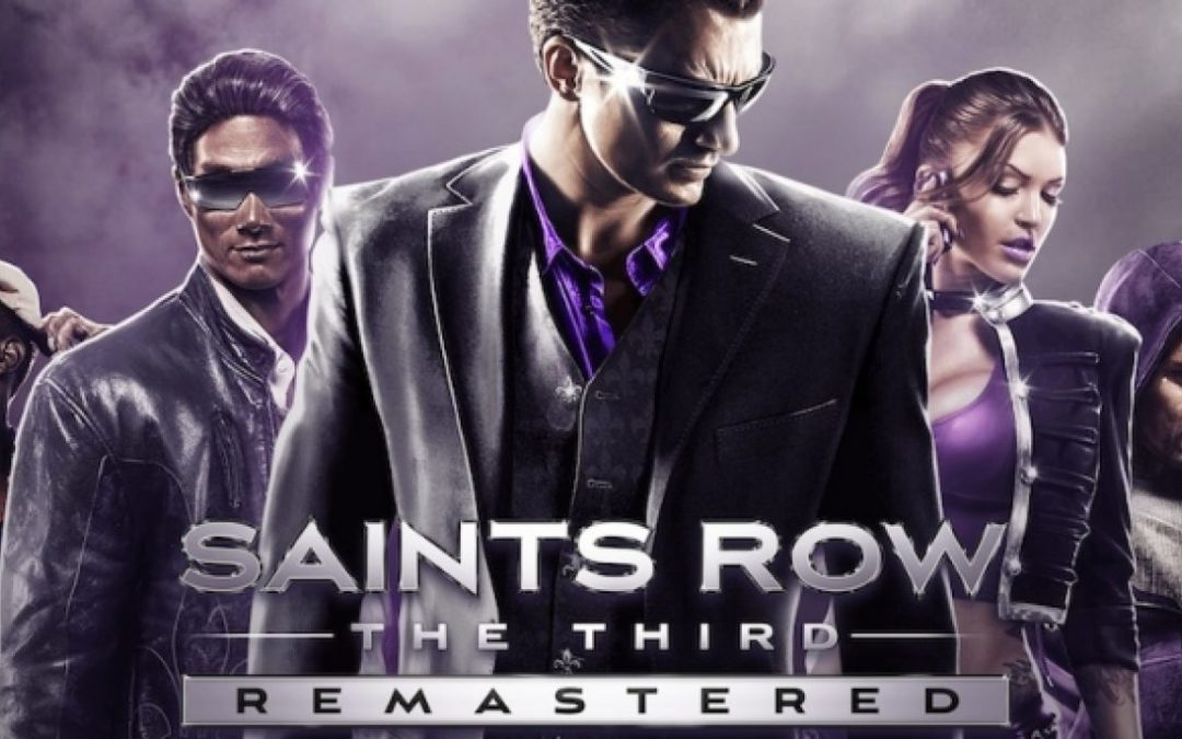 Análisis Saints Row: The Third Remastered