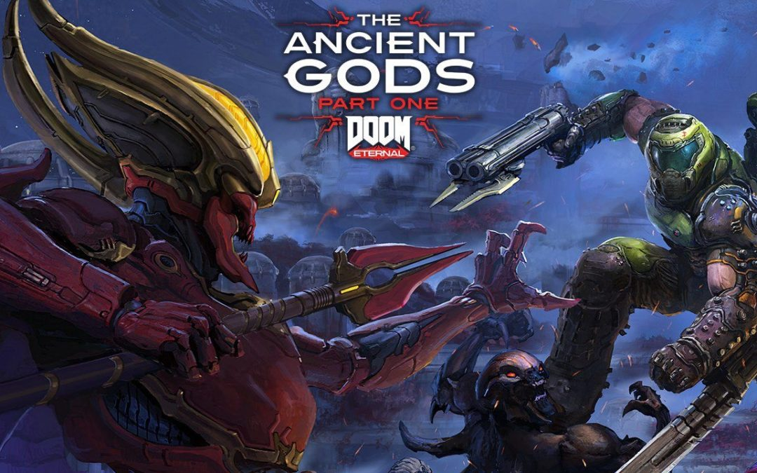 Análisis DOOM Eternal: The Ancient Gods (Primera parte)