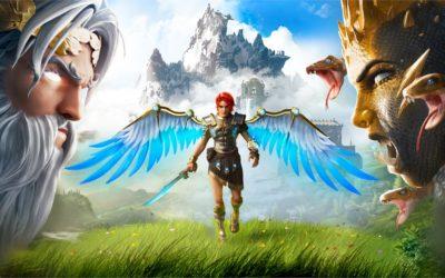 Gameplays en diferentes sistemas de Immortals Fenyx Rising y tráiler de animación