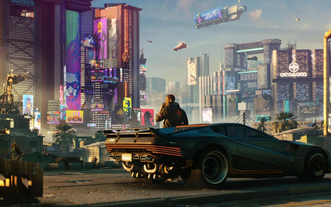 Cyberpunk 2077 se actualiza en consolas, corrigiendo una gran cantidad de fallos