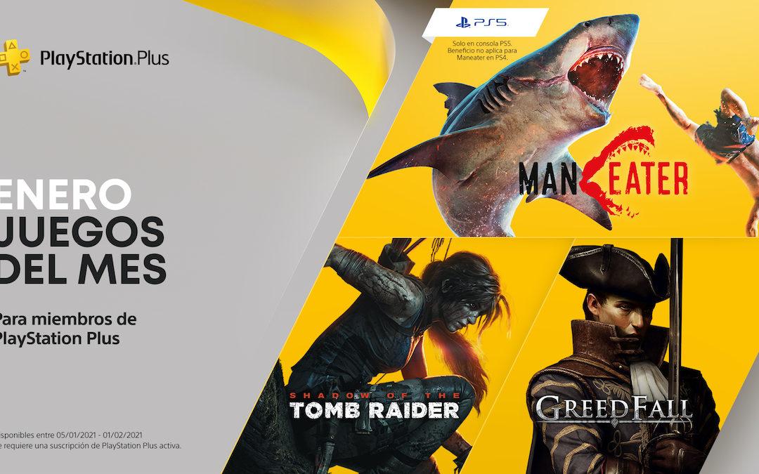 Anunciados los juegos para PlayStation Plus y Games with Gold de enero