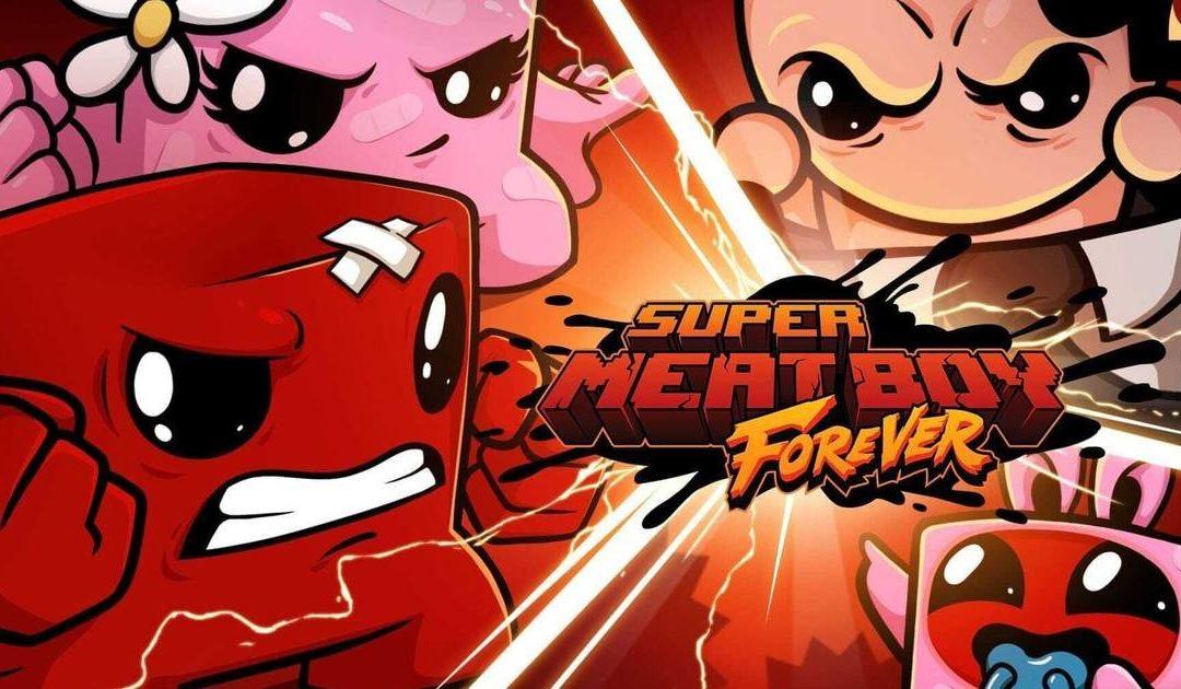 Super Meat Boy Forever llegará a PC el 23 de diciembre