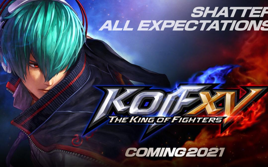 SNK anuncia The King Of Fighters XV junto a otras novedades en sus juegos de lucha