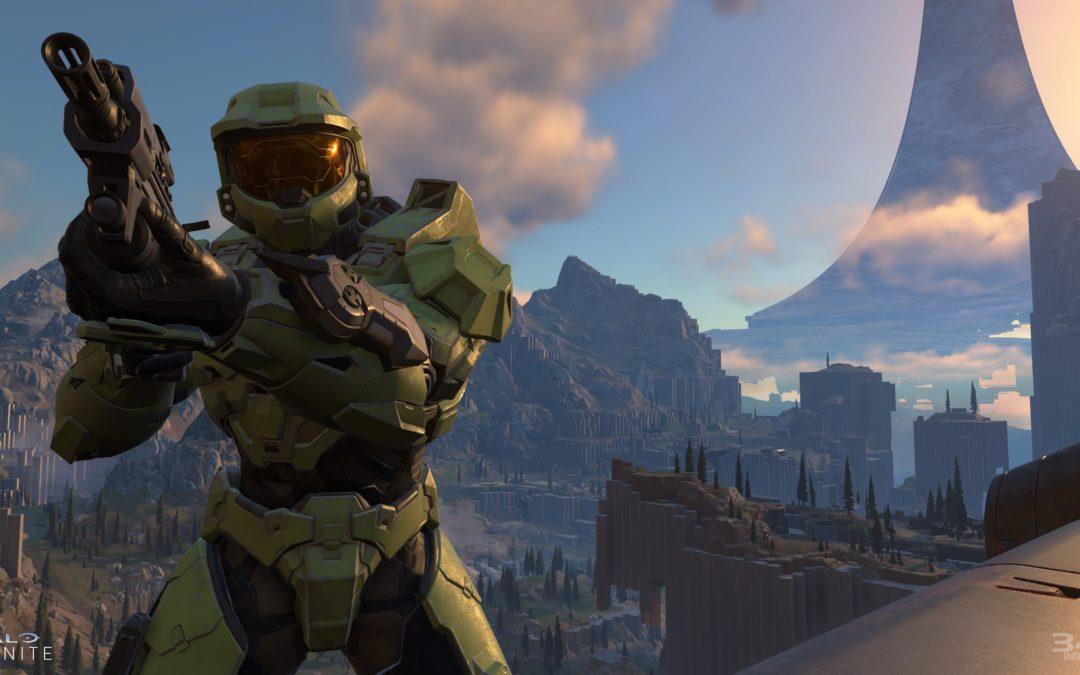 Halo Infinite está siendo optimizado para funcionar aún mejor