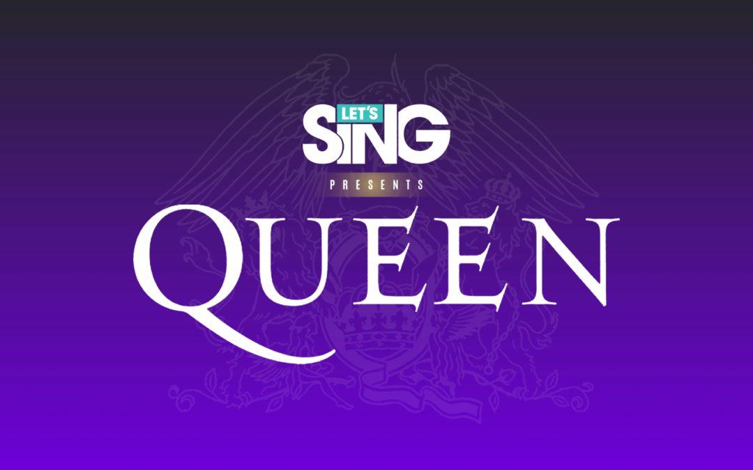 Análisis Let's Sing Queen