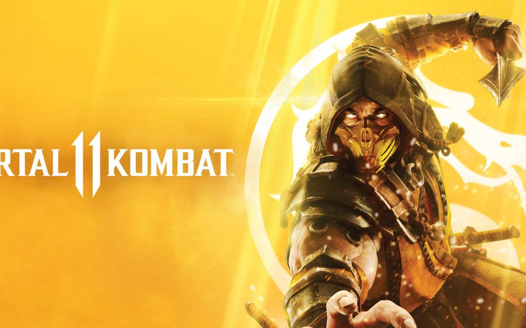 Este mod para Mortal Kombat 11 nos permitirá jugarlo en primera persona