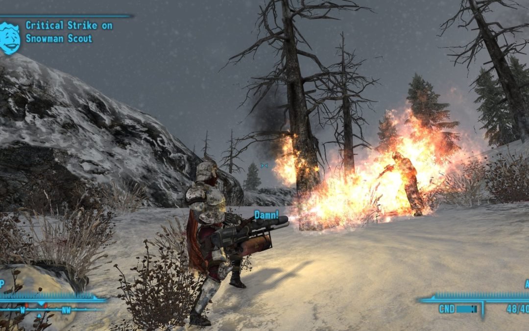 Fallout New Vegas recibe un nuevo y ambicioso mod: The Frontier