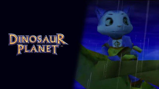 Se filtra la versión de Nintendo 64 de Dinosaur Planet