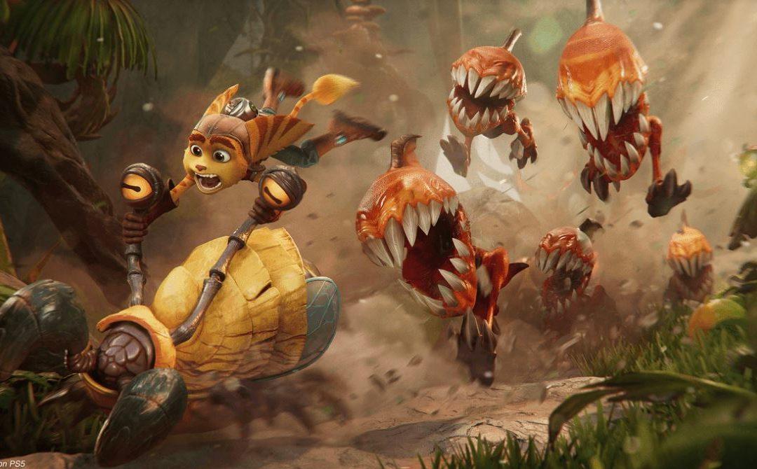 Ratchet & Clank: Una Dimensión Aparte a la venta el 11 de junio en PS5
