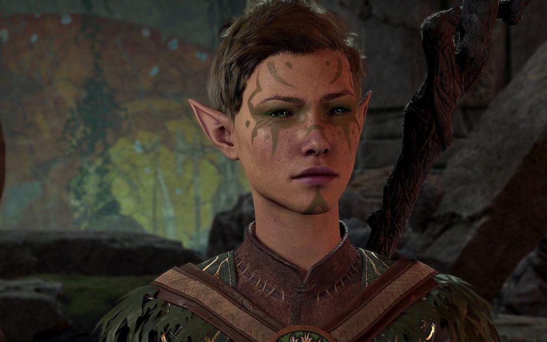 Baldur's Gate 3 abraza el poder de la naturaleza con la llegada del druida