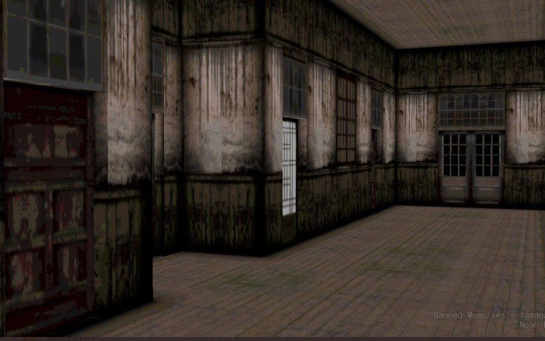 Gameplay de Banned Memories, survival horror indie inspirado en Silent Hill