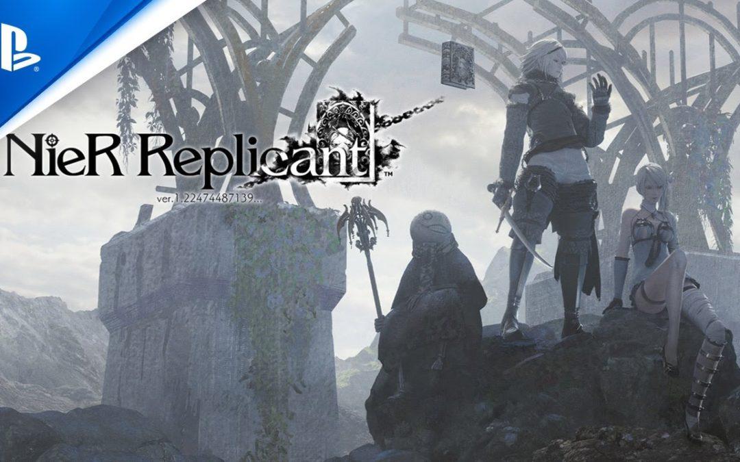 Gameplay de 10 minutos de NieR Replicant