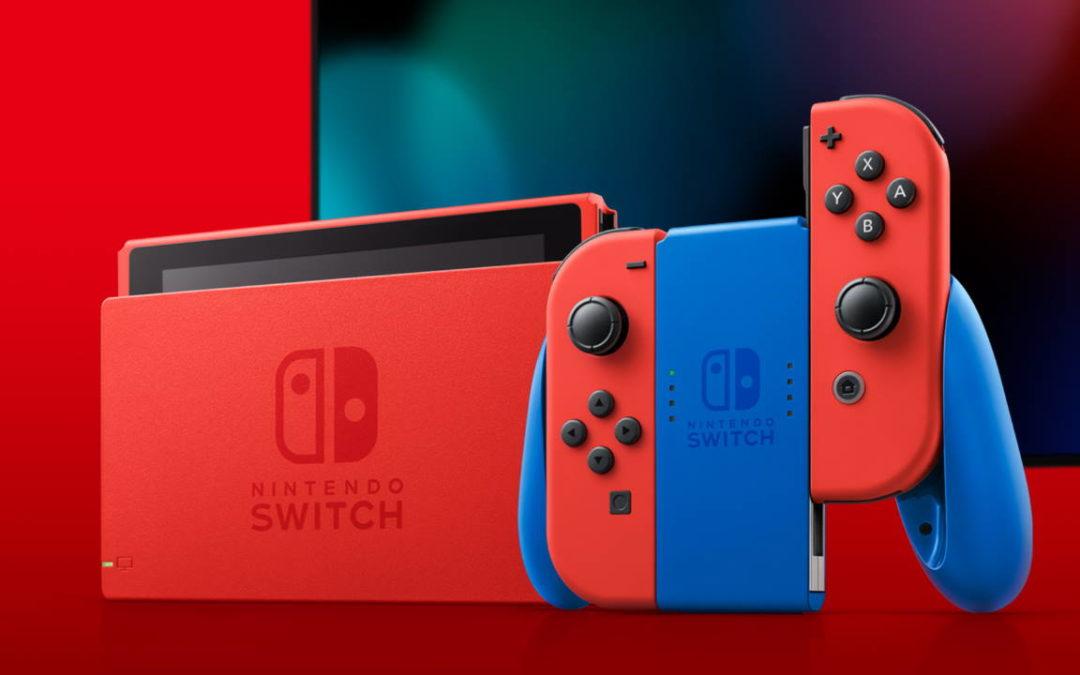 Nintendo: Switch roza los 80 millones, Mario Kart y Animal Crossing pasan de los 30 y sin previsión de modelo Pro a corto plazo