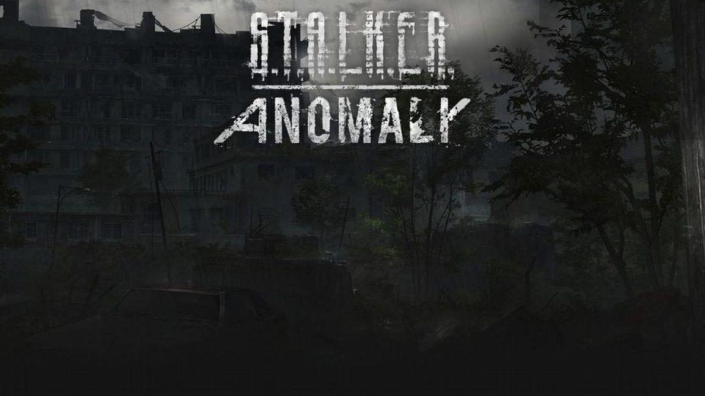 Grandes mods: Stalker Anomaly