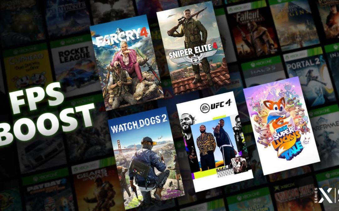 Microsoft presenta FPS Boost para incrementar los fps en los retrocompatibles en Xbox Series y nueva tanda de juegos Game Pass