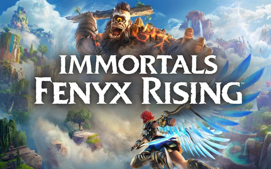 Análisis Immortals Fenyx Rising