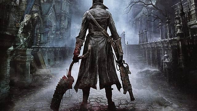 La bestia clérigo se muestra en el demake de Bloodborne