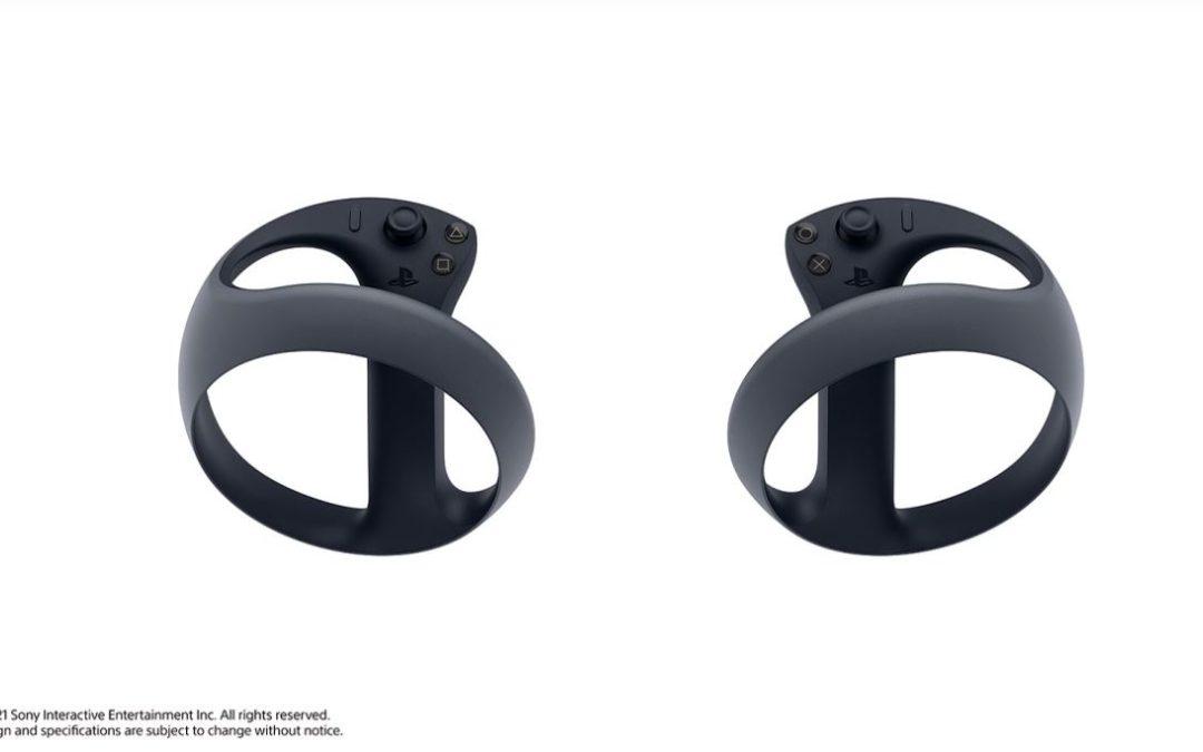 Sony presenta el mando de la nueva generación de PlayStation VR