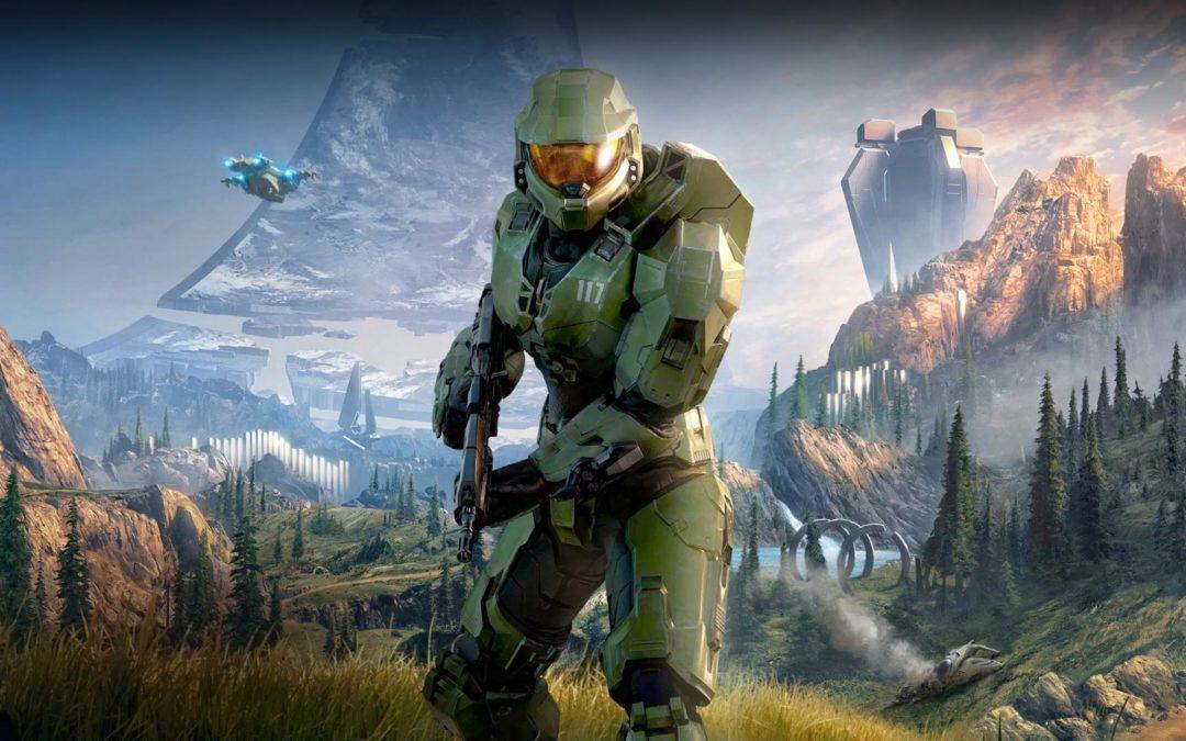 Nuevos detalles de Halo Infinite: clima dinámico, encuentros aleatorios, vida salvaje, exploración y más