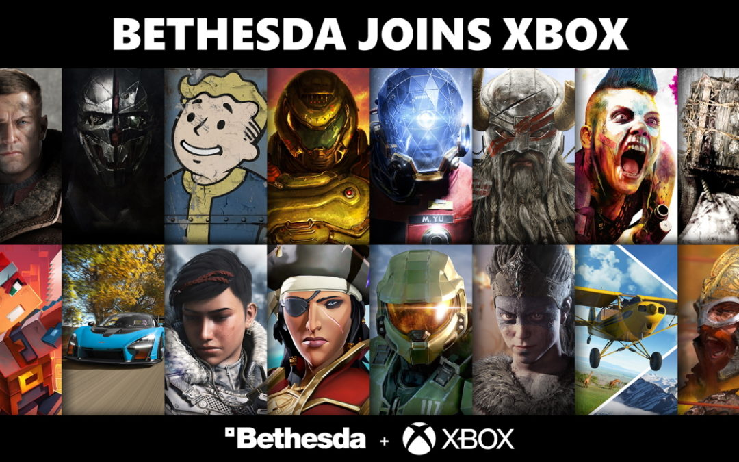 Xbox: se completa la compra de Bethesda, entra FPS Boost en Series, nota de idiomas para juegos en la Store y más