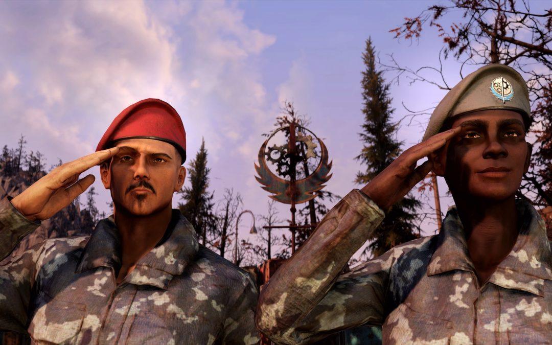 Fallout 76 presenta su hoja de ruta para 2021 con más aventuras en el yermo nuclear