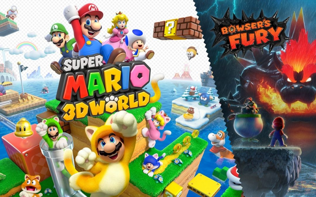 Análisis Super Mario 3D World + Bowser's Fury