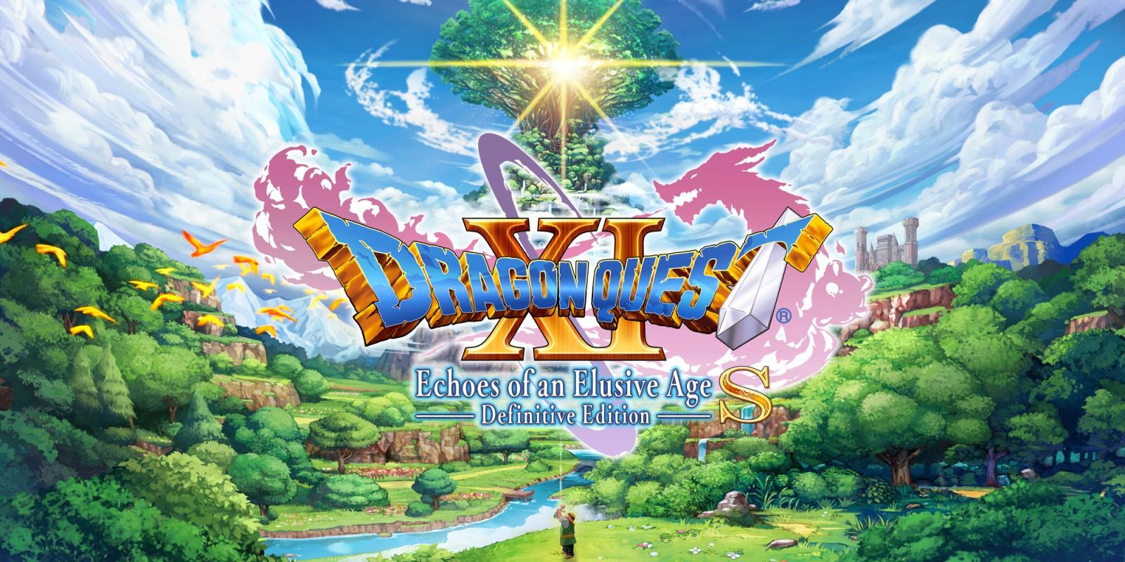Análisis Dragon Quest XI S: Ecos de un pasado perdido