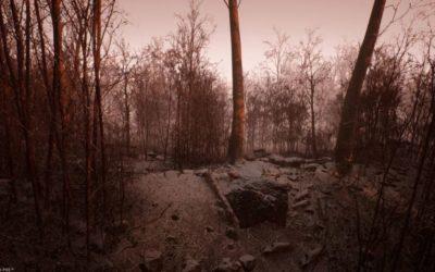 Anunciado Abandoned, un juego de terror en primera persona cinemático, para PS5