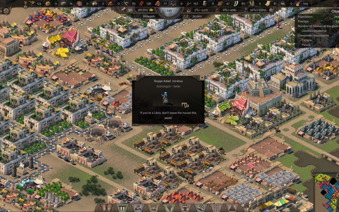 Nebuchadnezzar recibe su primera actualización con mapas y edificios adicionales.