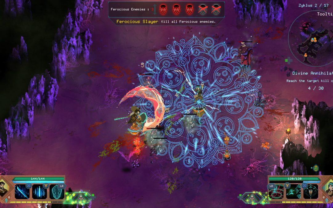 Children of Morta añade añade un nuevo modo de juego adicional en su última actualización