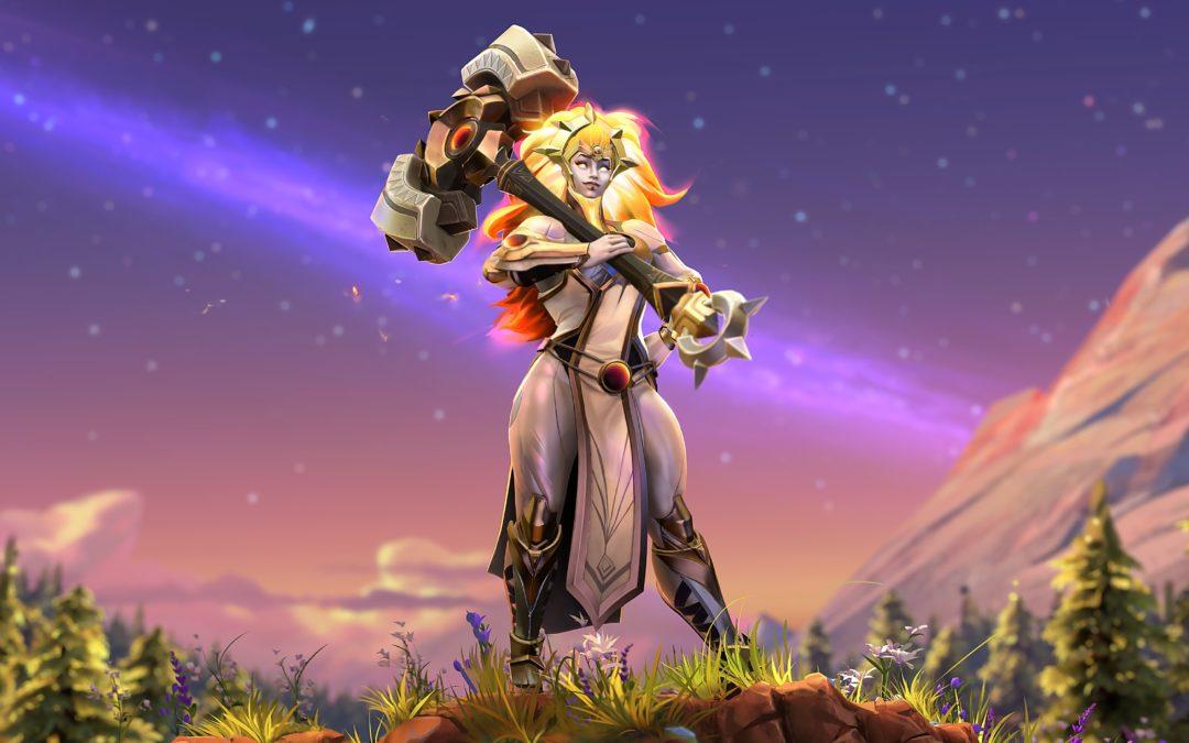 Dota 2 incorpora un nuevo personaje y multitud de cambios con su nuevo parche