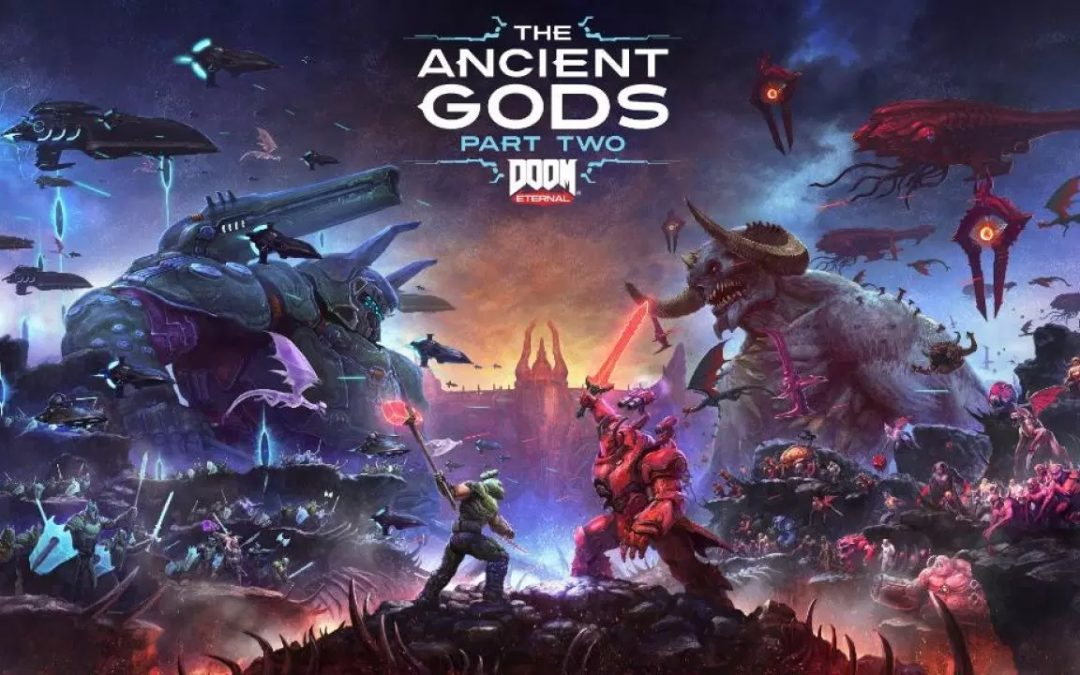 Análisis DOOM Eternal: The Ancient Gods (Segunda parte)