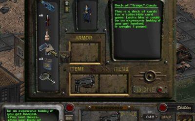 ¿Sabías que…? La saga Fallout y su singular homenaje a Magic: The Gathering