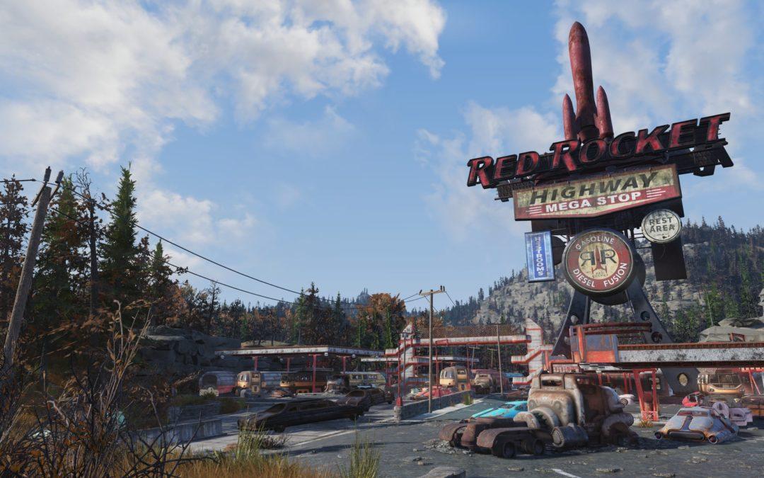 Fallout 76 recibe su actualización Locked & Loaded este 27 de abril