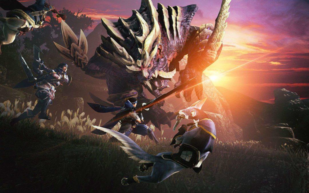 Capcom: novedades Monster Hunter, más tiempo demo RE Village, GnG Resurrection multi y más