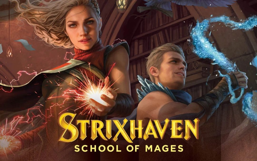 MTG Arena abre las puertas de Stryxhaven, Escuela de Magos, este 15 abril