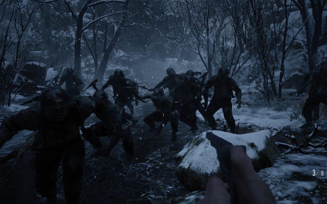 Resident Evil: Village era un poco diferente el año pasado