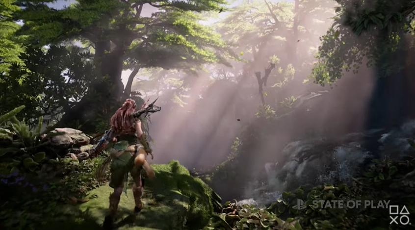 14 minutos de gameplay de Horizon Forbidden West