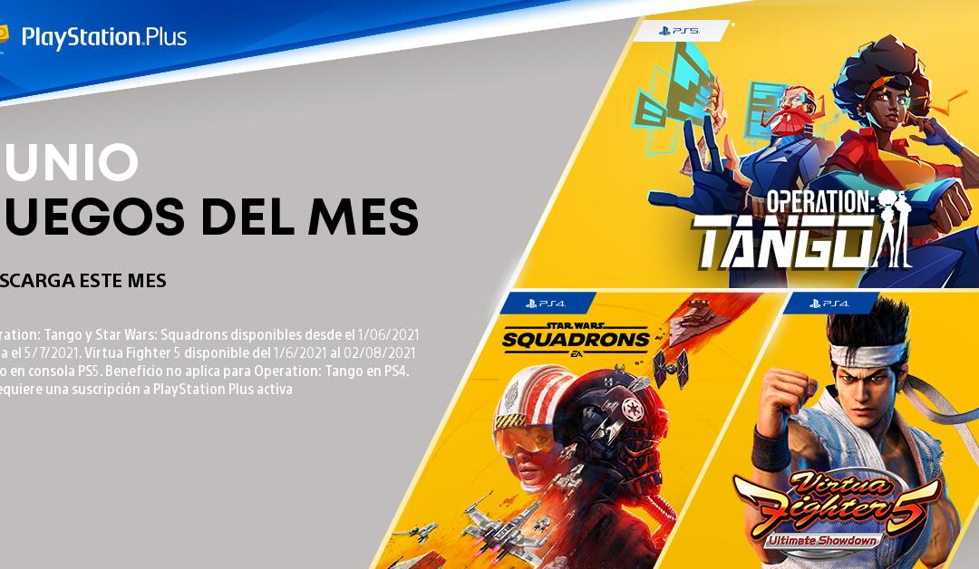 Desvelados los juegos de PS Plus y Games with Gold para junio