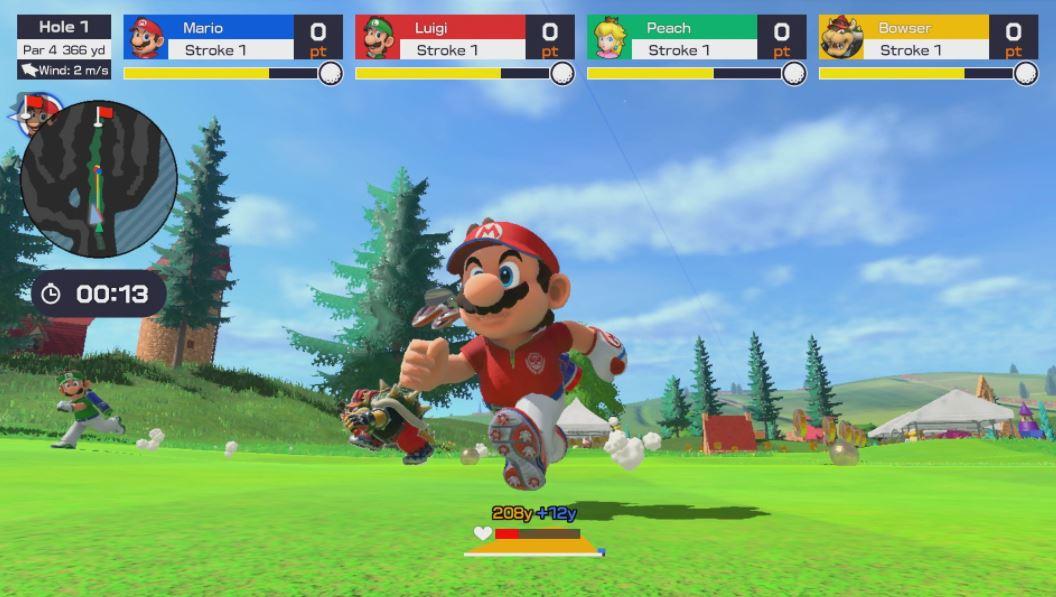 Mario Golf: Super Rush presenta nuevo modo de juego, lista de personajes y nuevo tráiler