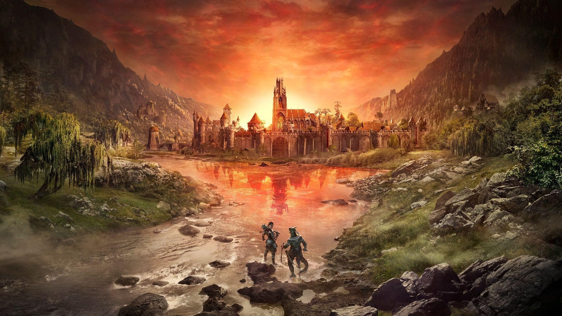 Ya nunca viajarás solo en The Elder Scrolls Online: llegan los compañeros