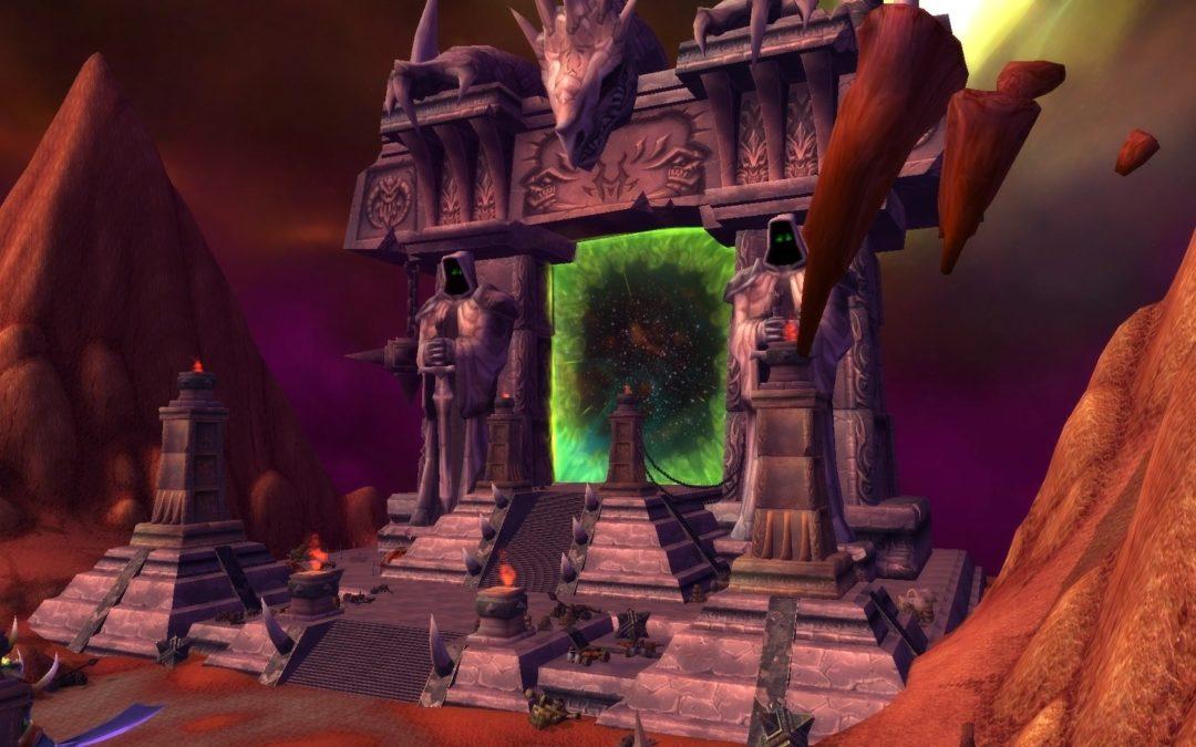 Burning Crusade Classic: El Portal Oscuro reabre sus puertas en junio