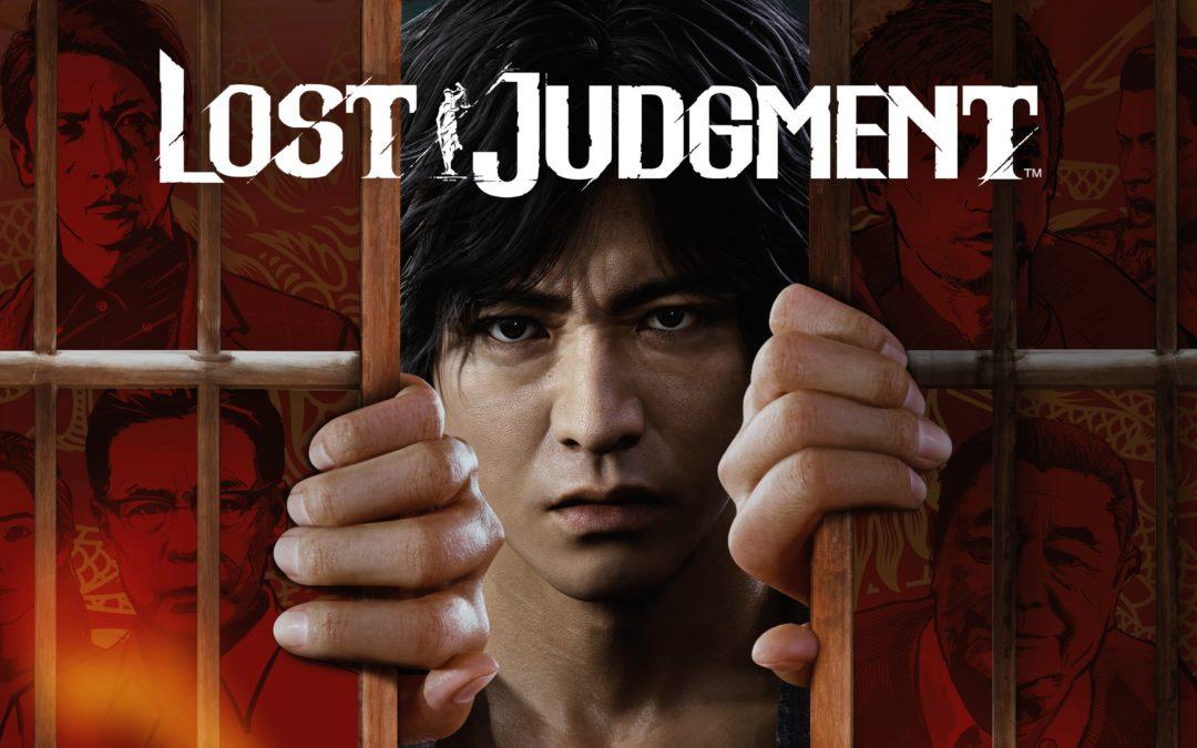 Anunciado Lost Judgment, a la venta el 24 de septiembre