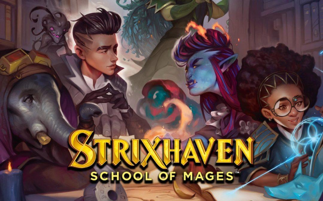 Impresiones MTG Arena: Strixhaven